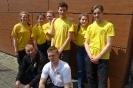 Das Team - Wushu-Landesmeisterschaft 2017